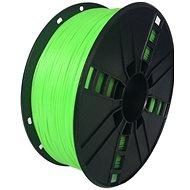 Gembird Filament flexibilní zelená - Tisková struna