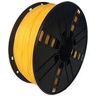 Gembird Filament flexibilní žlutá - Tisková struna