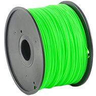 Gembird Filament HIPS zelená - Tisková struna