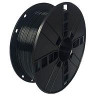 Gembird Filament PETG černá - Tisková struna
