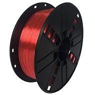 Gembird Filament PETG červená - Tisková struna
