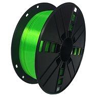 Gembird Filament PETG zelená - Tisková struna