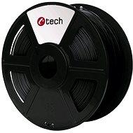 C-TECH Filament ABS černá