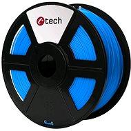 C-TECH Filament ABS fluorescentní modrá