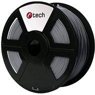 C-TECH Filament ABS stříbrná