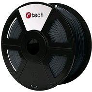 C-TECH Filament ABS šedá