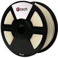 C-TECH Filament ABS transparentní
