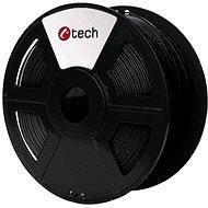 C-TECH Filament PLA černá - Filament