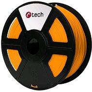Filament C-TECH Filament PLA oranžová - Filament