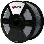 C-TECH Filament PLA světle šedá - Filament