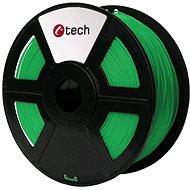 C-TECH Filament PLA zelená - Filament