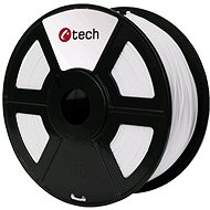 C-TECH Filament PETG bílý - Filament