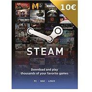 Steam peněženka - 10€