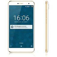 Doogee F7 Pro zlatý - Mobilní telefon