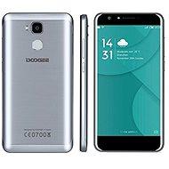 Doogee Y6 šedý - Mobilní telefon