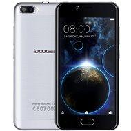 Doogee Shoot2 16GB Silver - Mobilní telefon
