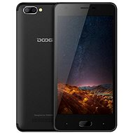 Doogee X20 16GB Black - Mobilní telefon