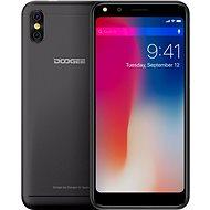 Doogee X53 Dual SIM 16GB Black - Mobilní telefon