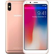 Doogee X53 DualSIM 16GB Růžově zlatá - Mobilní telefon