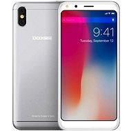 Doogee X53 DualSIM 16GB Stříbrný - Mobilní telefon