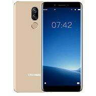 Doogee X60L Dual SIM 16GB Gold - Mobilní telefon
