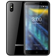 Doogee X50L Black - Mobile Phone