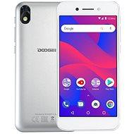 Doogee X11 Dual SIM stříbrná - Mobilní telefon