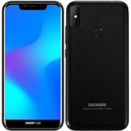 Doogee X70 Dual SIM Black - Mobile Phone