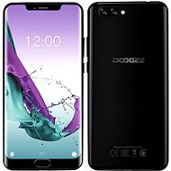 Doogee Y7 Plus black - Mobile Phone