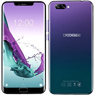 Doogee Y7 Plus blue - Mobile Phone