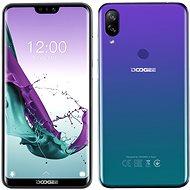Doogee Y7 modrá - Mobilní telefon