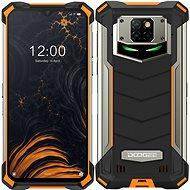 Doogee S88 PRO Dual SIM oranžová - Mobilní telefon