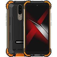 Doogee S58 PRO Dual SIM oranžová - Mobilní telefon