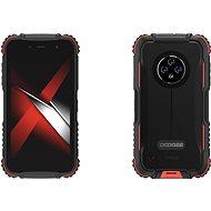 Doogee S35 DualSIM červená - Mobilní telefon