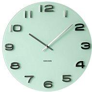 KARLSSON 5489PG - Nástěnné hodiny