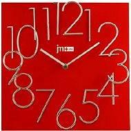 LOWELL 14535R - Nástěnné hodiny
