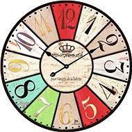 LOWELL 14850 - Nástěnné hodiny