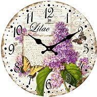 LOWELL 14854 - Nástěnné hodiny