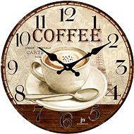 LOWELL 14858 - Nástěnné hodiny