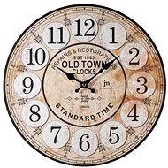 LOWELL 21439 - Nástěnné hodiny