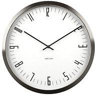 KARLSSON KA5612WH - Nástěnné hodiny