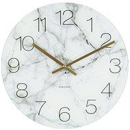 KARLSSON 5618WH - Nástěnné hodiny