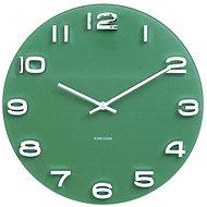 KARLSSON 5640GR - Nástěnné hodiny