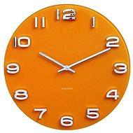 KARLSSON 5640YE - Nástěnné hodiny