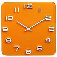 KARLSSON 5641YE - Nástěnné hodiny