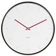 KARLSSON 5643WH - Nástěnné hodiny