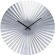 KARLSSON 5657SI - Nástěnné hodiny