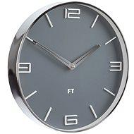 FUTURE TIME FT3010GY - Nástěnné hodiny