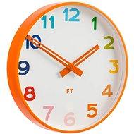 FUTURE TIME FT5010OR - Nástěnné hodiny