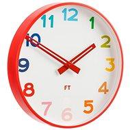 FUTURE TIME FT5010RD - Nástěnné hodiny